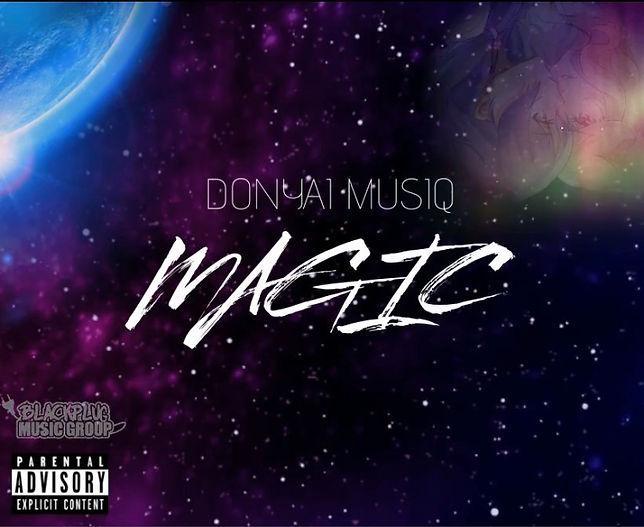 """Donyai Musiq """"Magic"""""""