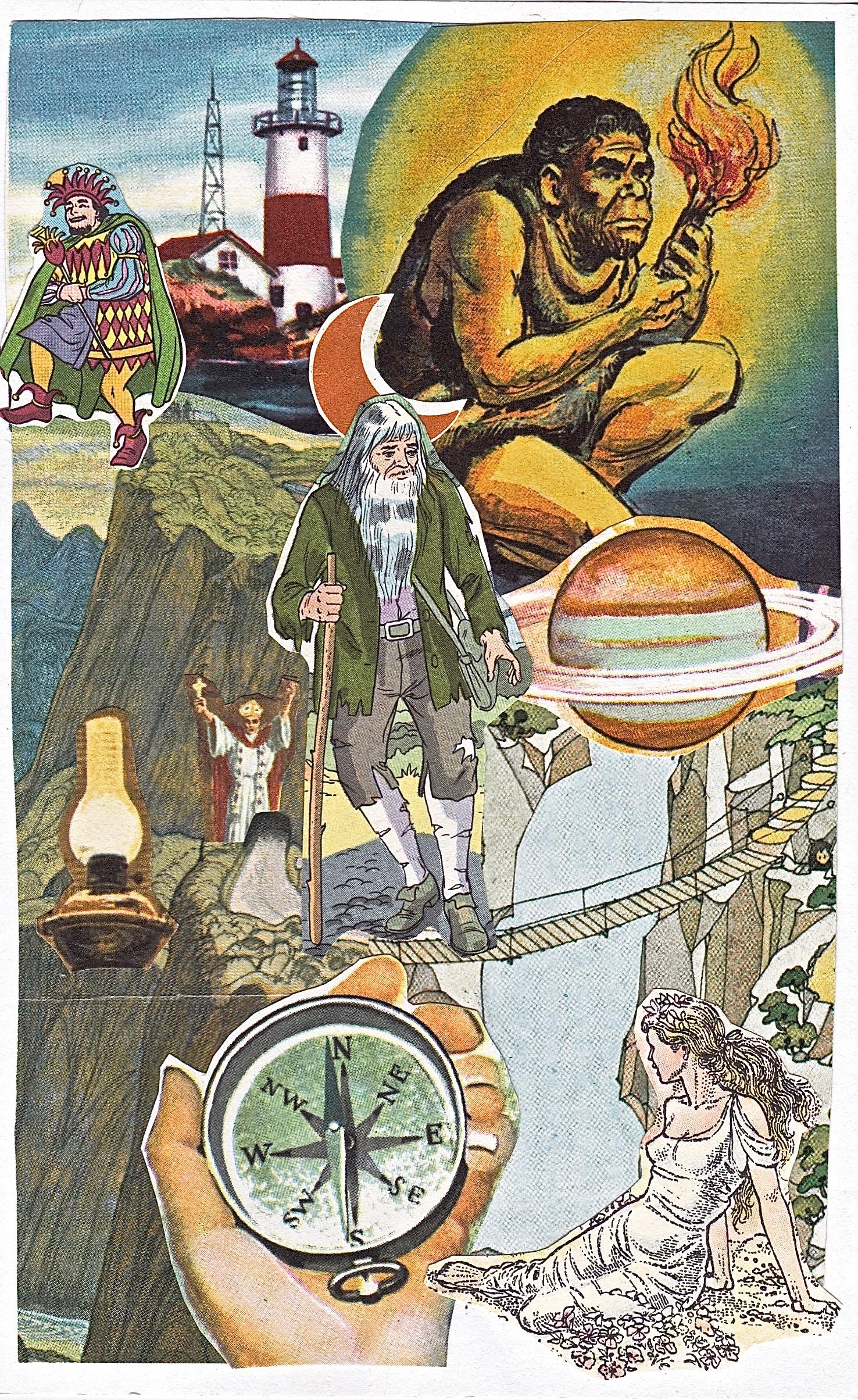 9- The Hermit