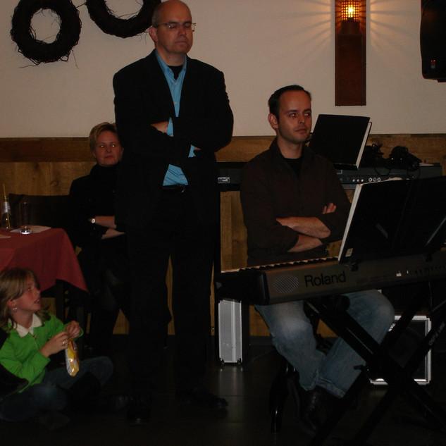 Oud-dirigent Ruud Geelen