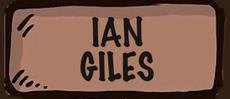 Thank you to Ian Giles