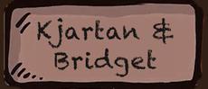 Kjartan and Bridget