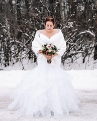 Winter wedding