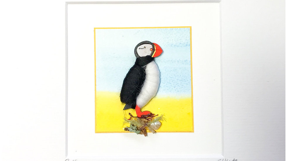 Mount Woolly Puffin