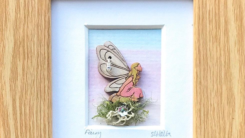 Fairy Mini Boxed Picture