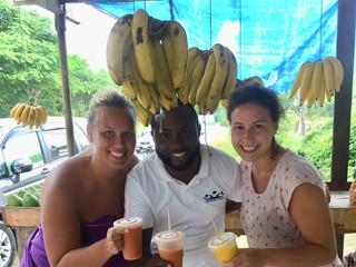Negril Fruits and Market Tour $60usd