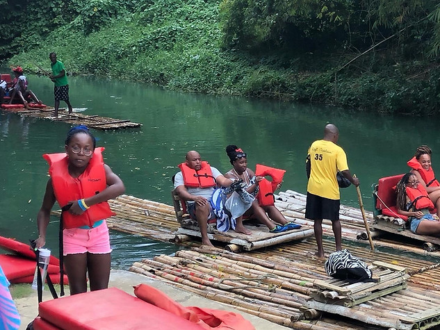 Martha Brea River Rafting $160usd