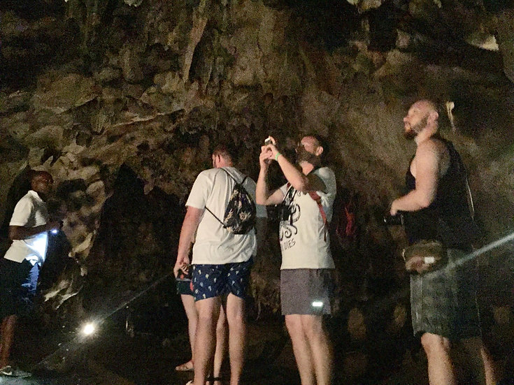 Roaring River Cave Tour