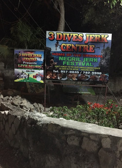 3 Dives Jerk Center