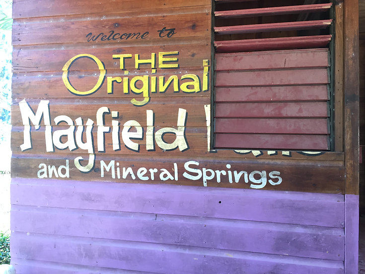 Mayfield Falls Tour