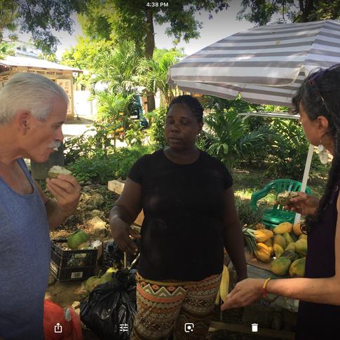 Negril Local Market