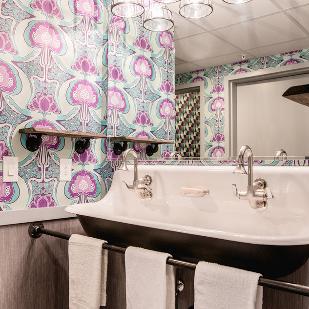 Hall Sink
