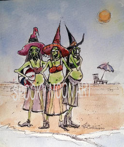 Sand Witches