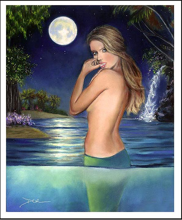 Mermaid Moon