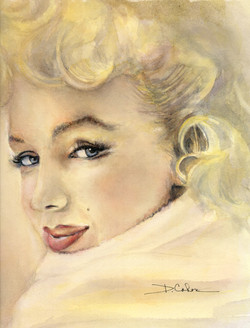 Marilyn's Eyes
