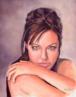 Angelina's Eyes