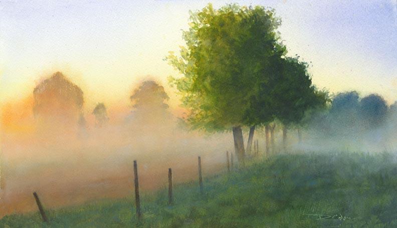 Sunrise Dew
