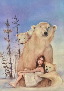 Endangered World:Polar Bears