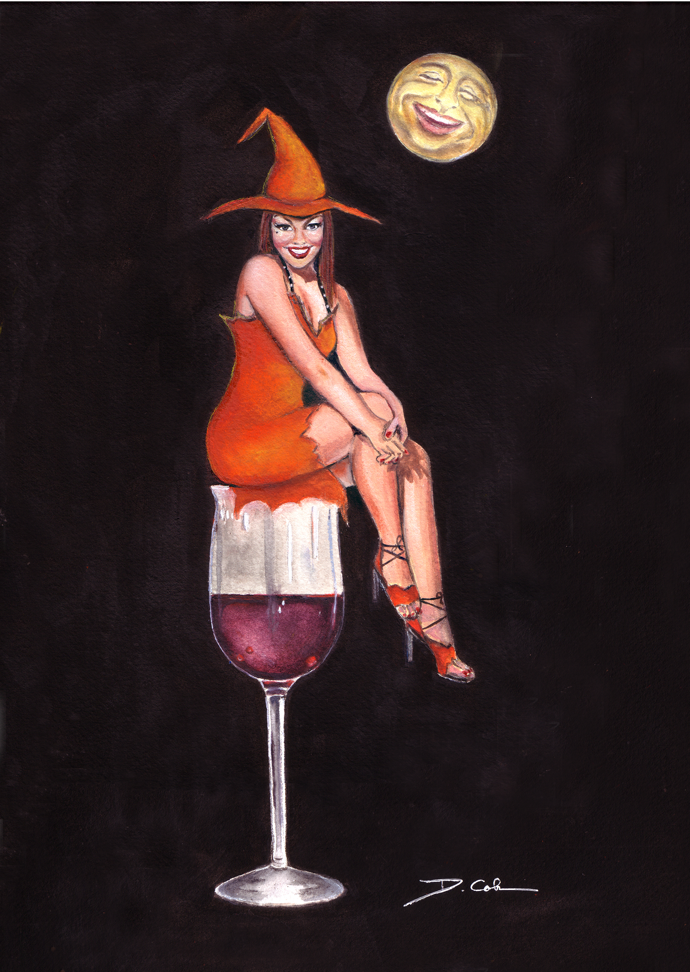 Cabernet Witch