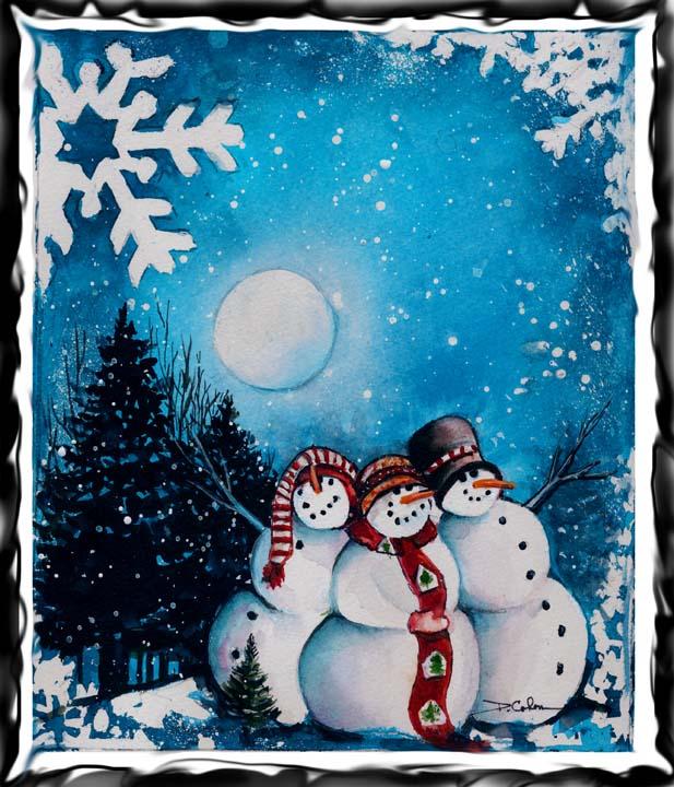 The Snowmen 3