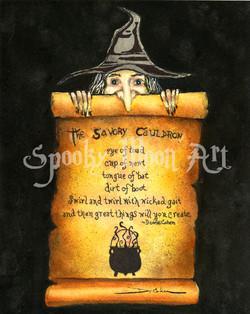 The Savory Cauldron