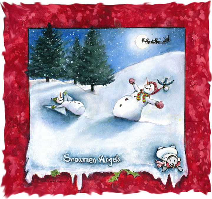 Snowmen Angels