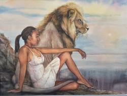Endangered World: Lions