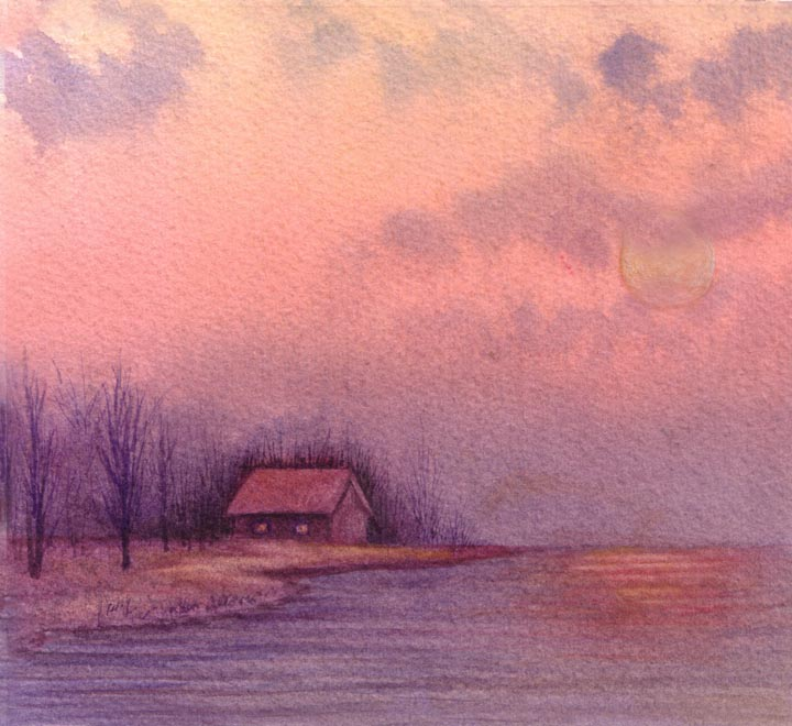 Sunset Cottage