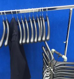 Garderobenständer mit Bügel