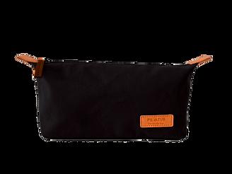 Dark Black Small Ecobag