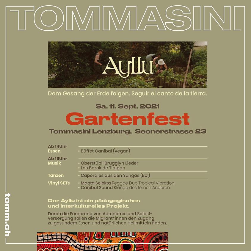 Ayllu – Gartenfest