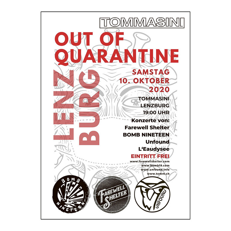 OUT OF QUARANTINE