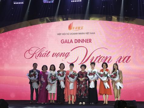 Đại hội đại biểu Hiệp hội Nữ  Doanh nhân Việt Nam (VAWE) nhiệm kỳ II (2021 – 2026)