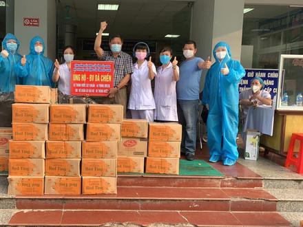 [HNEW] Phát động chương trình ủng hộ huyện Nậm Pồ, Tỉnh Điện Biên và Tỉnh Bắc Giang chống dịch Covid