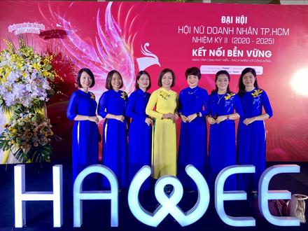 Đại hội Hội nữ doanh nhân Thành phố Hồ chí Minh (HAWEE)