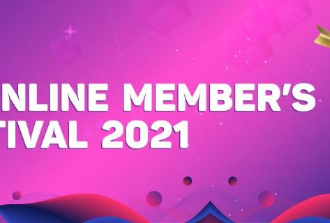 HNEW ONLINE MEMBER'S FESTIVAL 2021