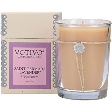 Votive Saint Germain Lavender