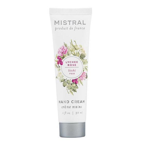 Mistral Lycee Rose Hand Cream