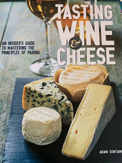 Tasting Wine & Cheese Book