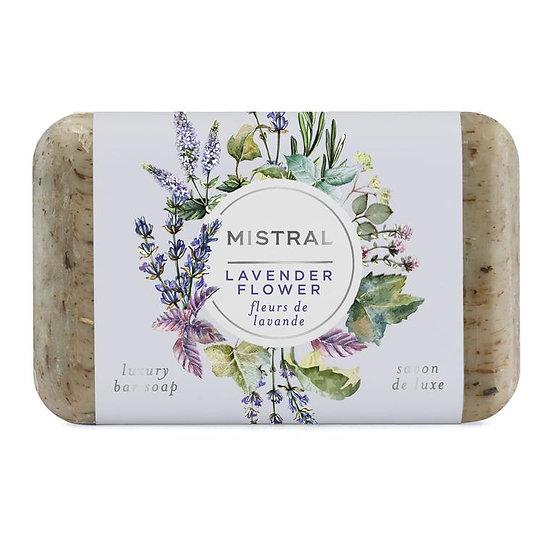 Mistral Lavender Flower Soap