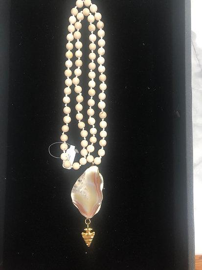 Buddha Bia Agate Necklace