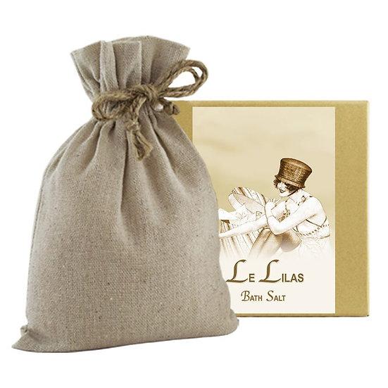Le Lilas Classic Bath Sea Salt