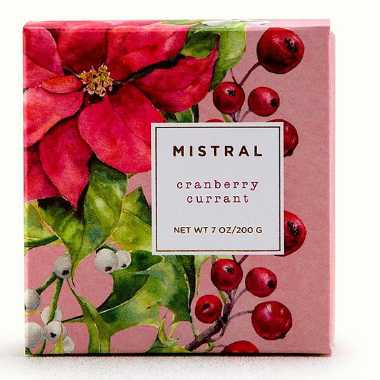 Cranberry Currant Soap