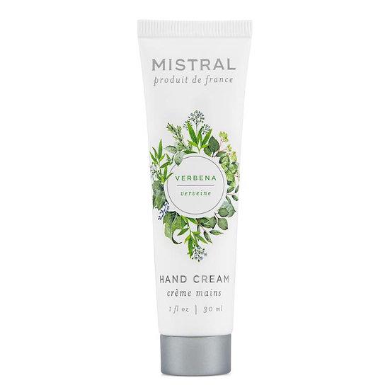 Mistral Verbena Hand Cream