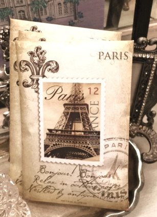 Paris Street Market Sachets