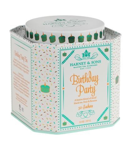 Birthday Party Tea