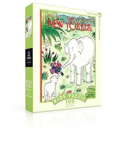 Flowers for Mama  Kids  100 Piece Puzzle