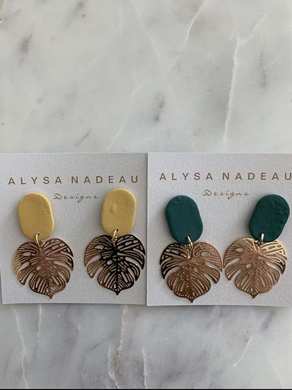 Alysa Nadeau Earrings