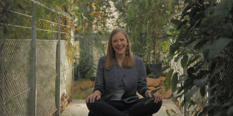 Meditation - Fluss des Lebens