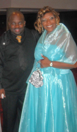 mom and quertet singer