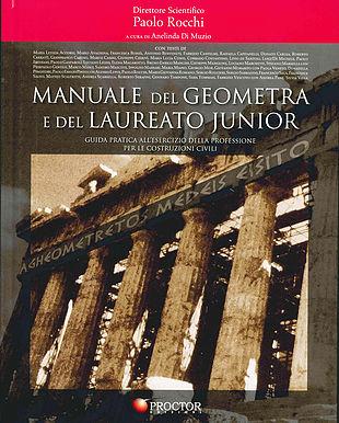 Manuale del Geometra e del Laur...